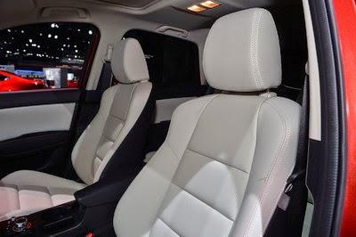 Interior Mazda CX-5 Facelift