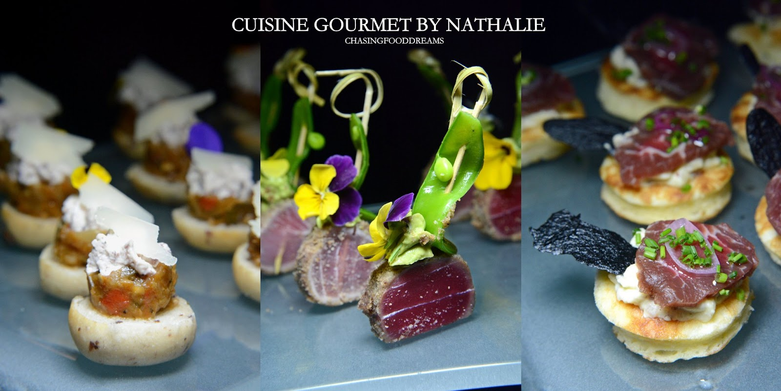 Chasing food dreams malaysia international gourmet for Cuisine gourmet by nathalie