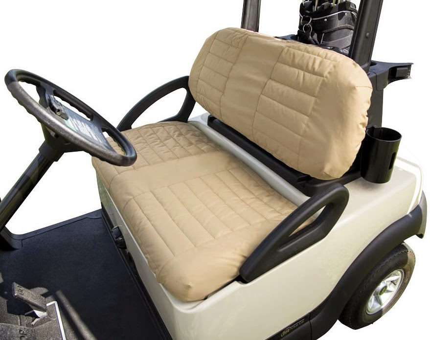 BEST Quality Golf Cart Seat Covers