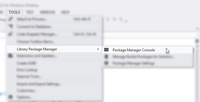 how to add newtonsoft.json to visual studio 2013