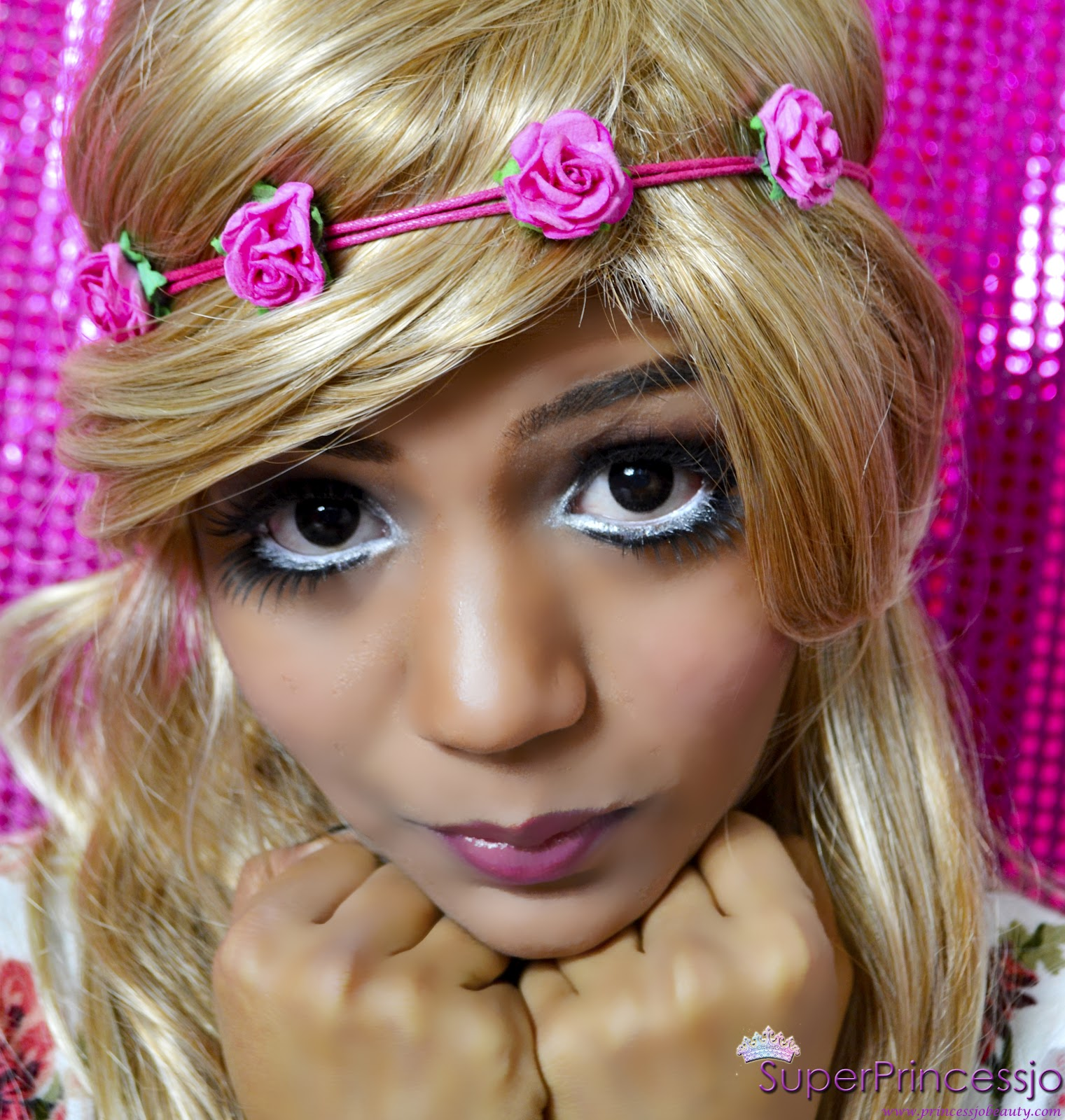 are the more pics of the Anime Eye Japanese Gyaru Eyes makeup lookJapanese Anime Eyes