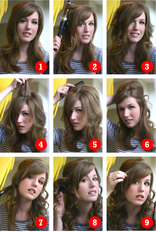 Hair Tutorials Step by Step