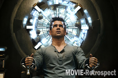 Colin Farrell in Total Recall (2012)