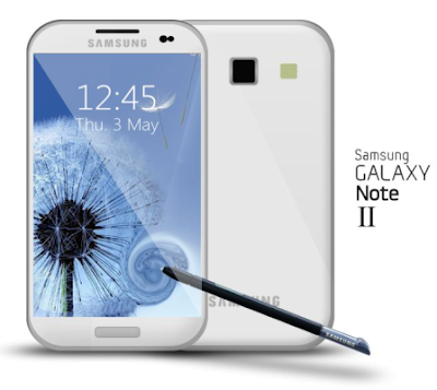 Quoting from the news that Samsung Galaxy GSMArena Note 2 is estimated