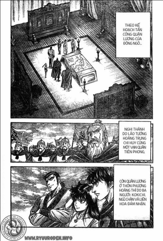Chú Bé Rồng - Ryuuroden chap 207 - Trang 2