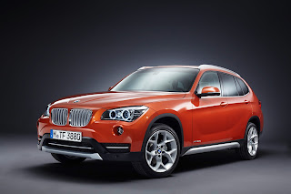 BMW presents one hot crossover in the X1