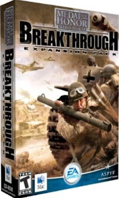 Medal Of Honor Allied Assault (Expansion) : Breakthrough