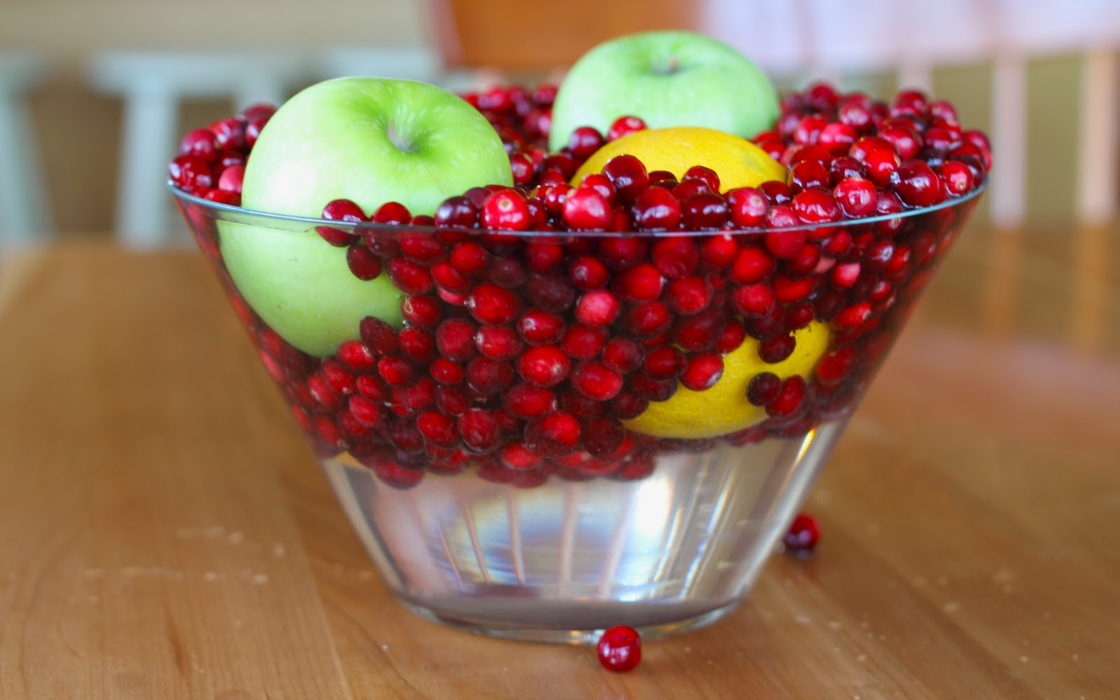 Yammie's Noshery: Old-Fashioned Cranberry Relish