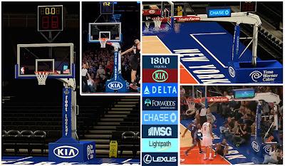 NBA 2K14 Madison Square Garden Chase Court Mod