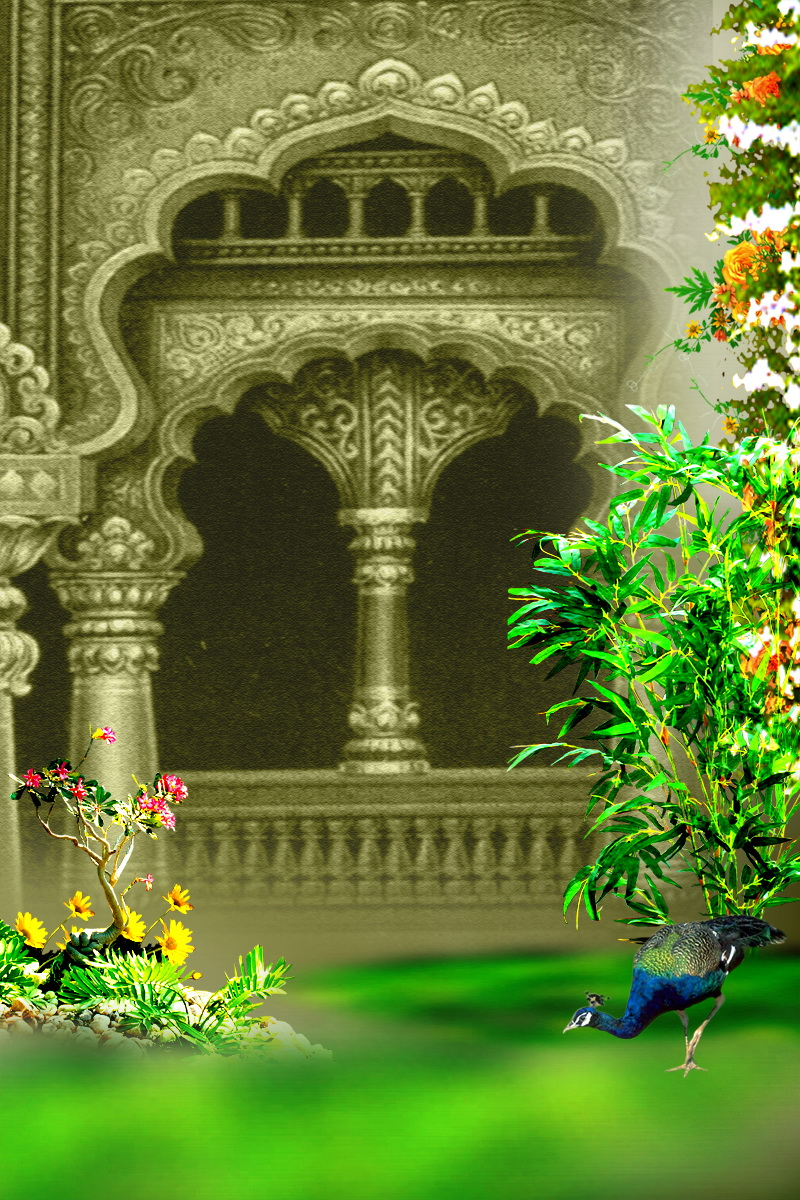 Photoshop 4 you: Little Krishna Studio Backgrounds PSD