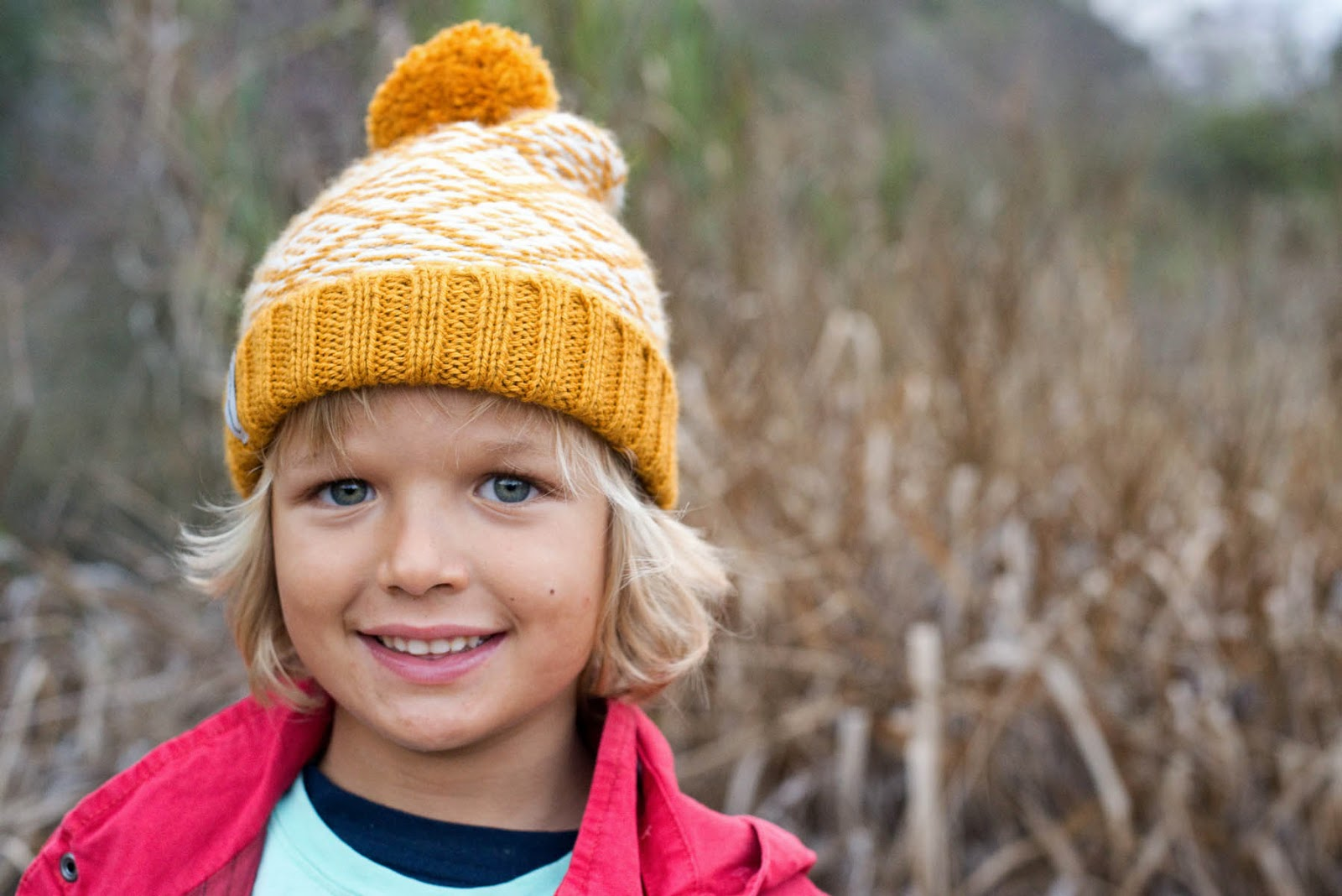 krochet kids winter hat