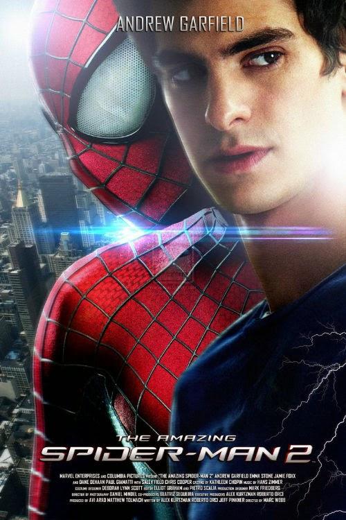 El Sorprendente Hombre Araña 2 La amenaza de Electro 2014 Online HD
