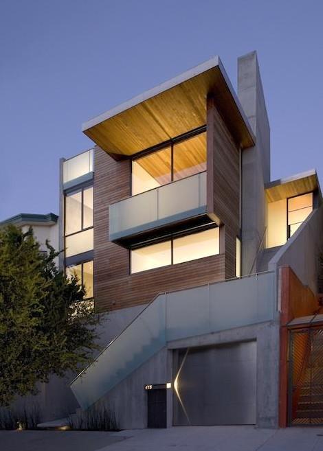 Diamond Residence in San Francisco