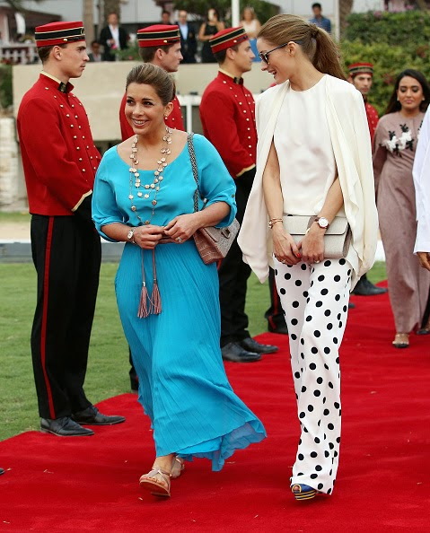 Royal Family Around The World Hrh Princess Haya Bint Al Hussein Attend The 10th Anniversary Of