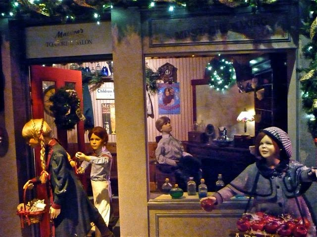 Enchanted Village, a Boston Christmas Tradition, Now at Jordan's in Avon,  Mass.