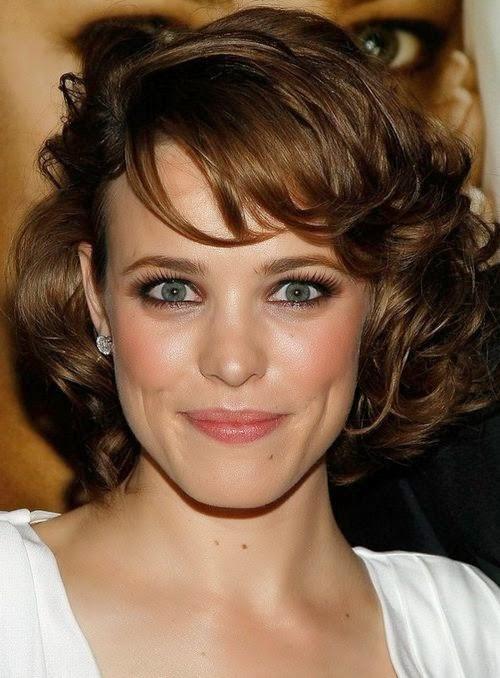 Cortes de pelo para mujer peinados de media melena - Peinados de fiesta media melena ...