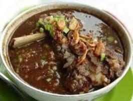 resep praktis dan mudah membuat (memasak) masakan khas konro sop makassar spesial enak, lezat
