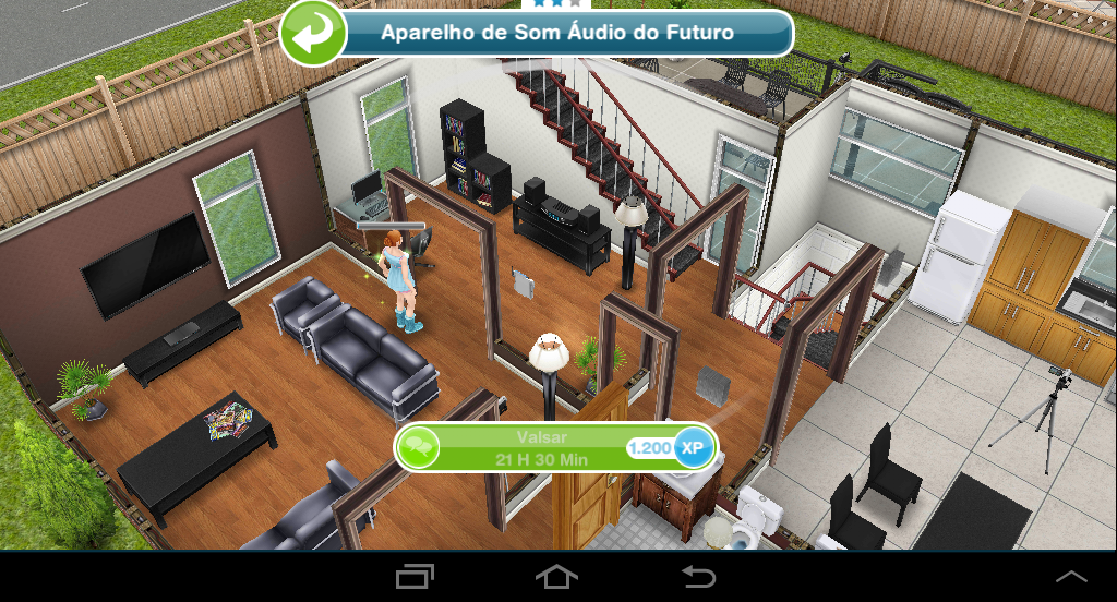 The sims freeplay sacada dos pombinhos apaixonados fa a for Casa de diseno the sims freeplay