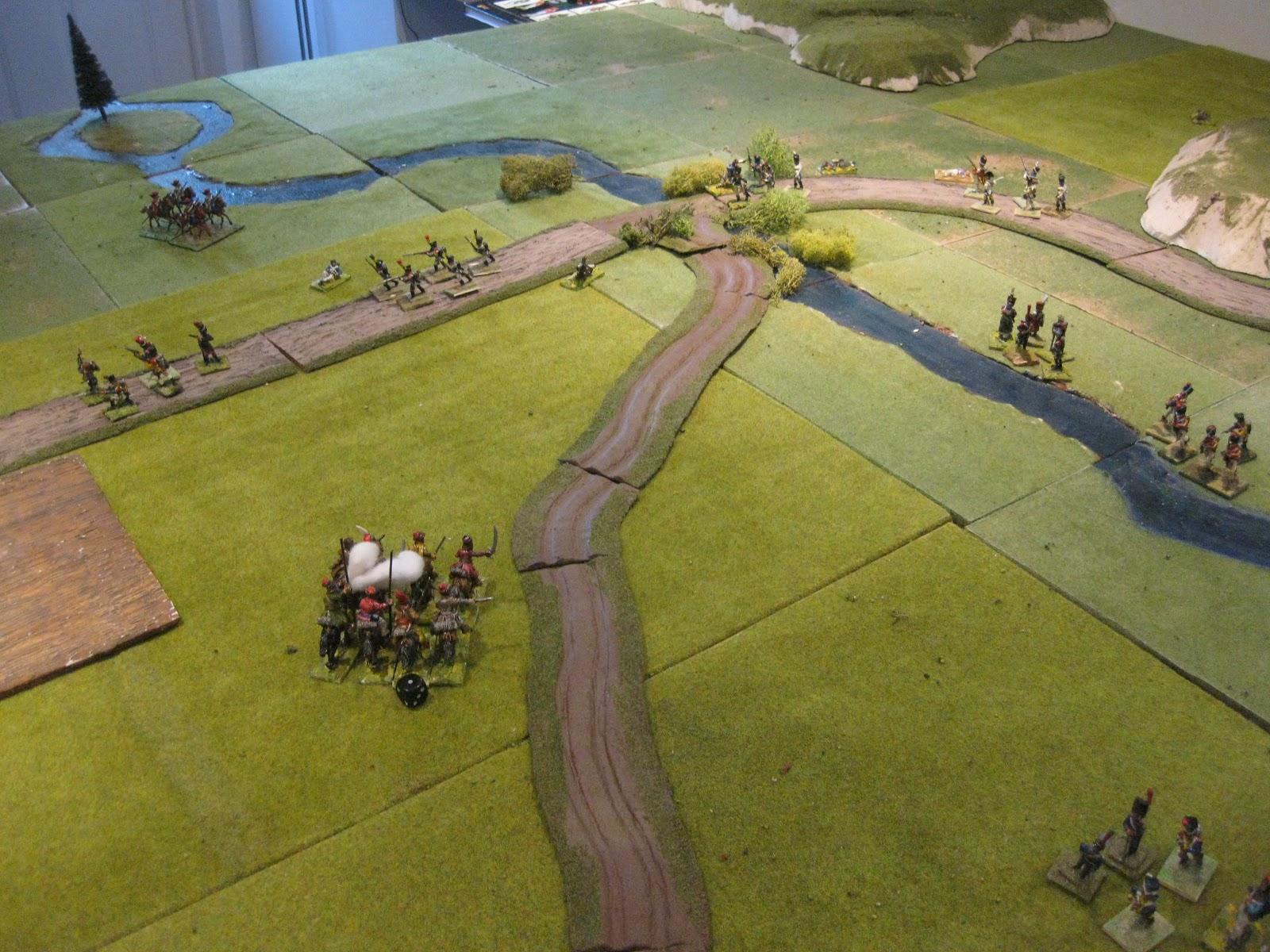 Gallant Towards Them Russian 64