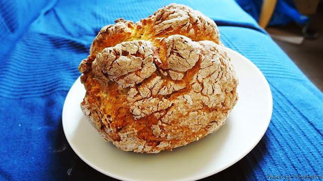 [麵包] 超快速愛爾蘭 蘇打麵包