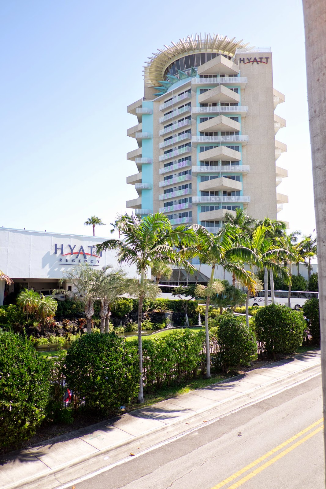 The Hyatt, Fort Lauderdale, Florida