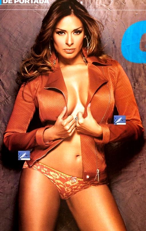 nude celebrity Galilea Montijo BrynneOwenPhotography
