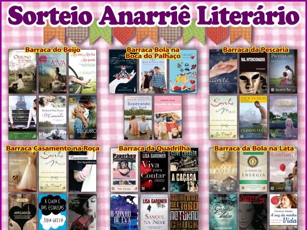 Resultado: Promo Anarriê Literário