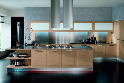 modernas cocinas italianas en el 2012 decoracion de salones