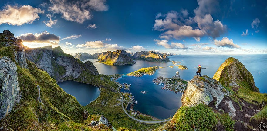 Reinebringen - 23 Pictures Prove Why Norway Should Be Your Next Travel Destination
