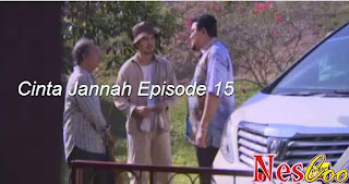 Tonton & Download Cinta Jannah Episode 15
