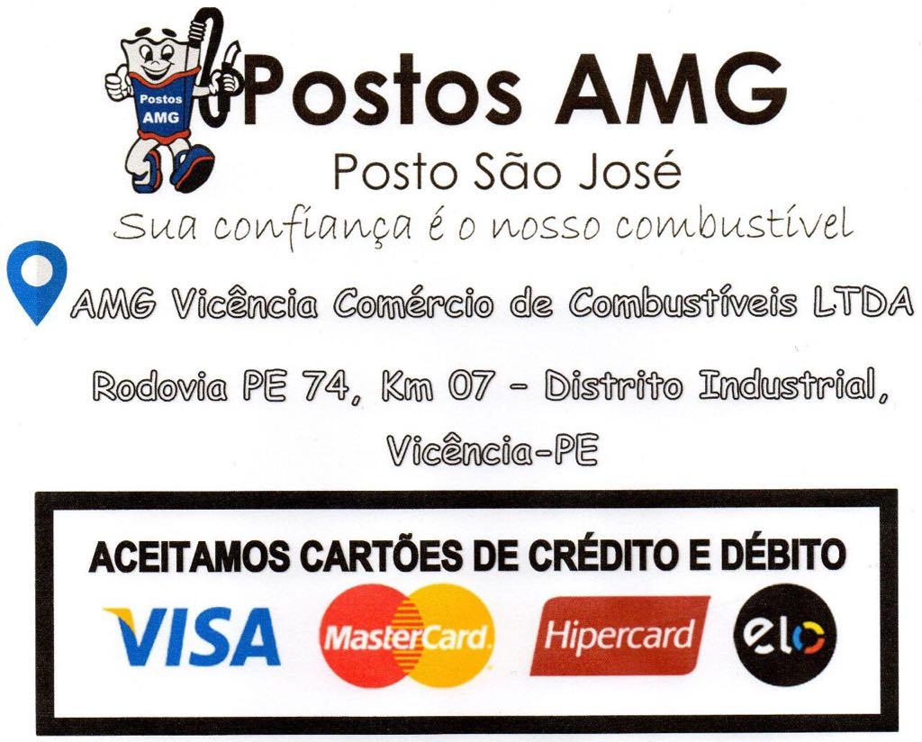POSTO SÃO JOSÉ - VICÊNCIA-PE!
