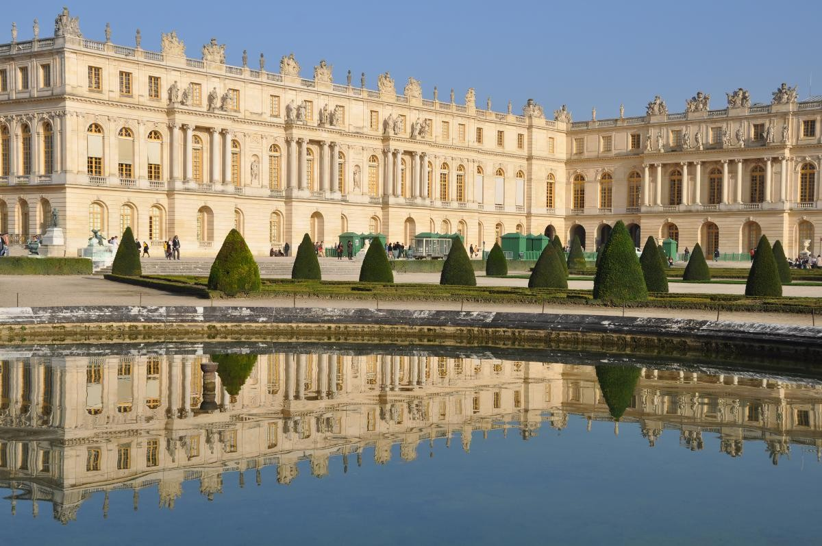 Most beautiful palaces in the world travel and enjoy for Versailles paris