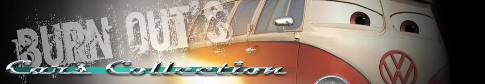 disney cars mattel collection die cast 1/55
