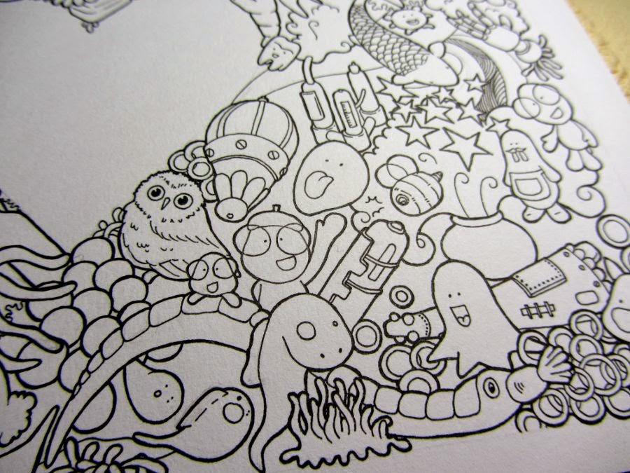 doodle artist