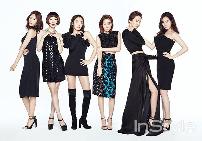 Jewelry Korea Girl Group
