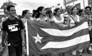 jóvenes cuba revolución guantánamo
