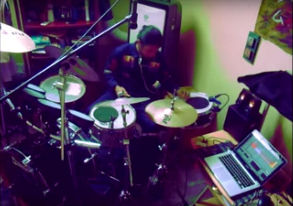 Arabara Drummer