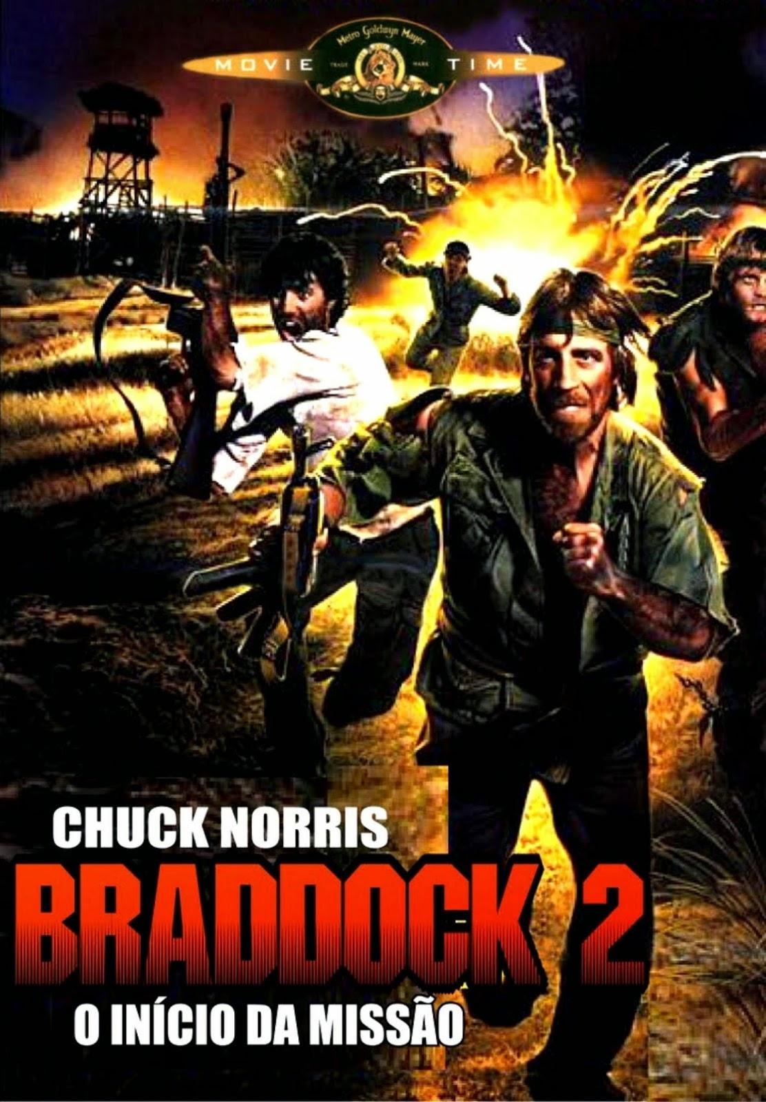 Braddock 2: O Inicio da Missão – Dublado (1985)