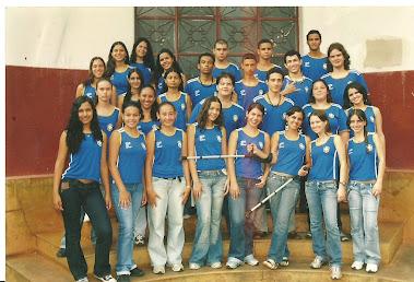 TURMA: 12 FORMANDOS 2006