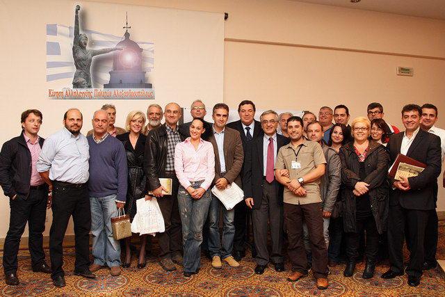 4 χρόνια Κίνηση Αλληλεγγύης Πολιτών Αλεξανδρούπολης