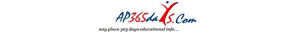 Any Place 365 Days Educational Info