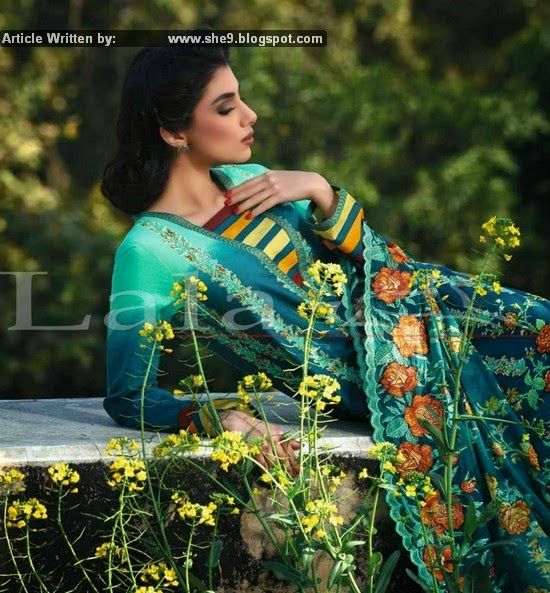 Sana Samia MACRAME Lace Collection 2015 by LALA