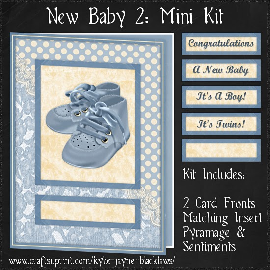 http://www.craftsuprint.com/card-making/mini-kits/mini-kits-new-baby/new-baby-2-pyramage-mini-kit.cfm