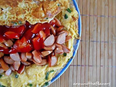 Na śniadanie - omlet