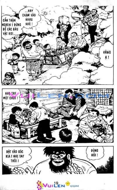 Siêu quậy Teppi chap 39 - Trang 16