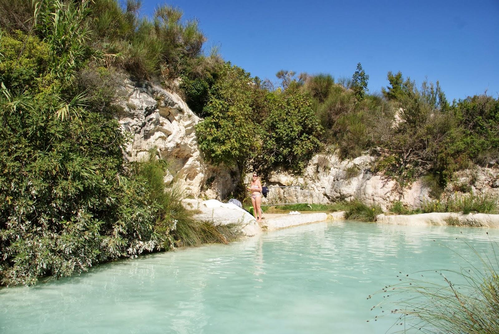 Bagno Vignoni, Włochy
