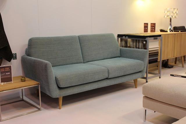 70s style sofa