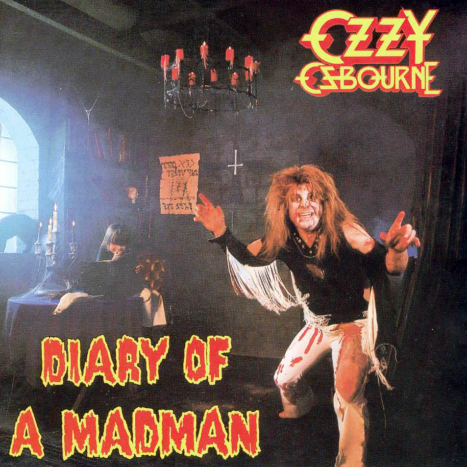 Ozzy Osbourne 1981 Diary of a Madman 1981 Diary of a Madman