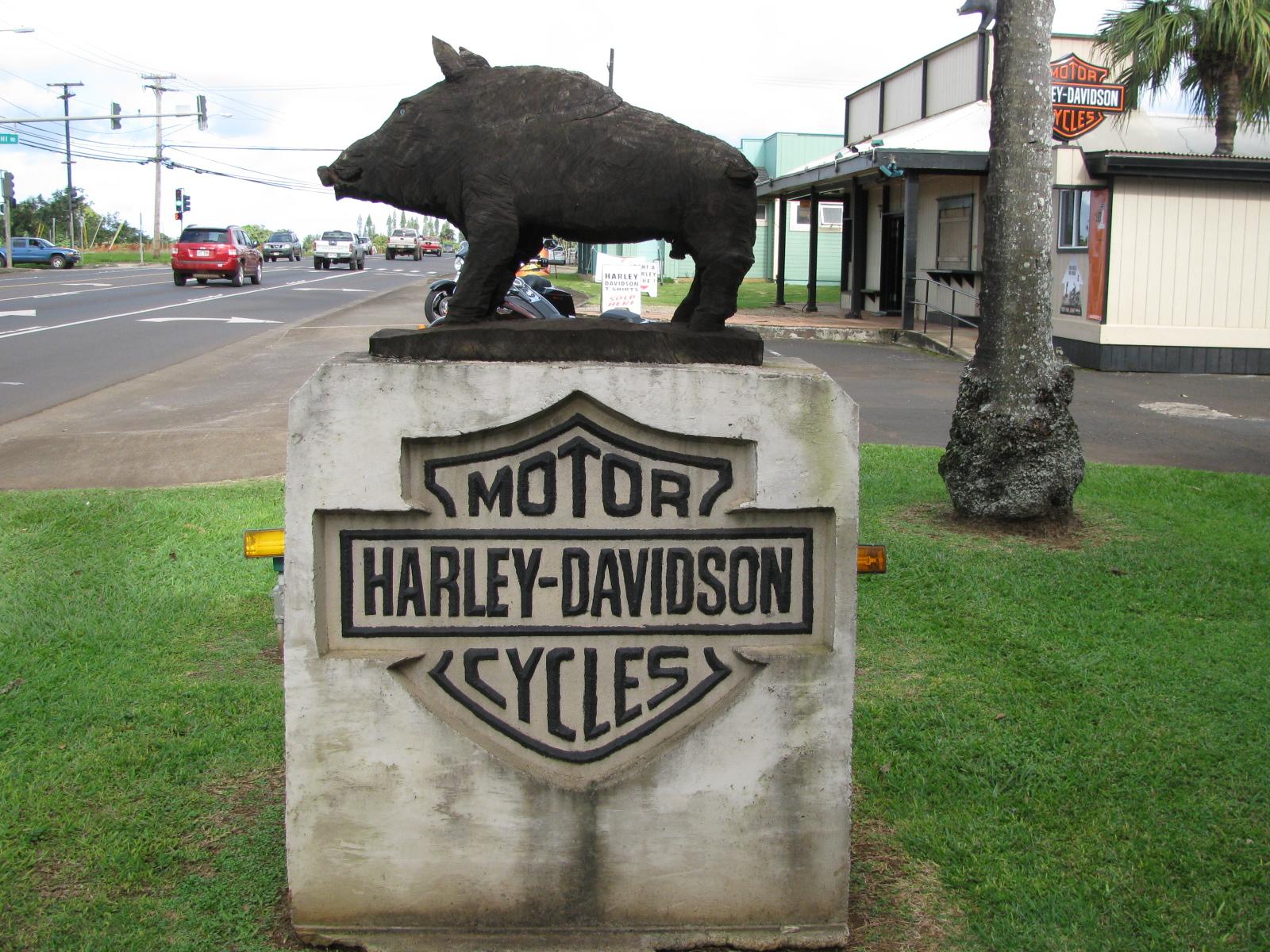 Kauai Harley-Davidson | Foraging Seattle