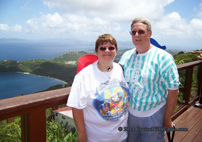 Mountain Top - St. Thomas